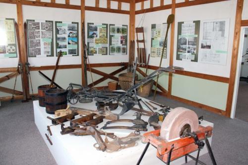 Novoveské muzeum.