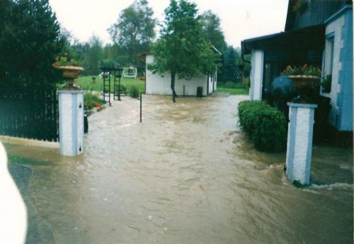 Povodně 2003
